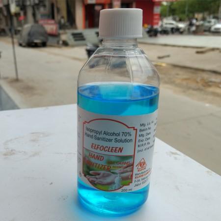 Elfocleen Hand Sanitizer 200ML