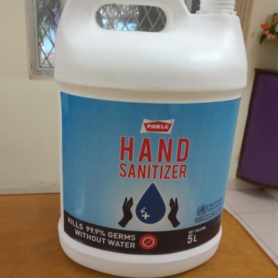 Parle Hand Sanitizer 5L