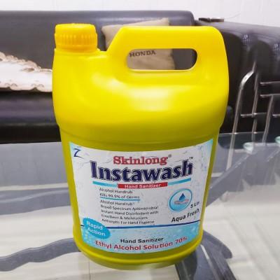 Skinlong Instawash Hand Sanitizer 5L