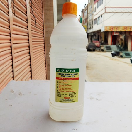 Sodium Hypochlorite Solution 1L